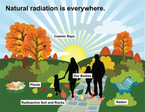 Nghiên cứu mới cho thấy nhiễm phóng xạ đôi khi có thể khiến bạn khỏe mạnh hơn - Ảnh 3.