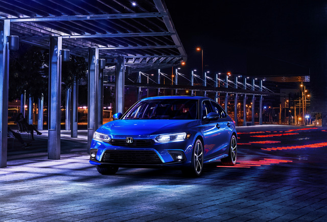 Ra mắt Honda Civic 2022: Bản tốt nhất lịch sử, chỉ chờ ngày về Việt Nam - Ảnh 3.
