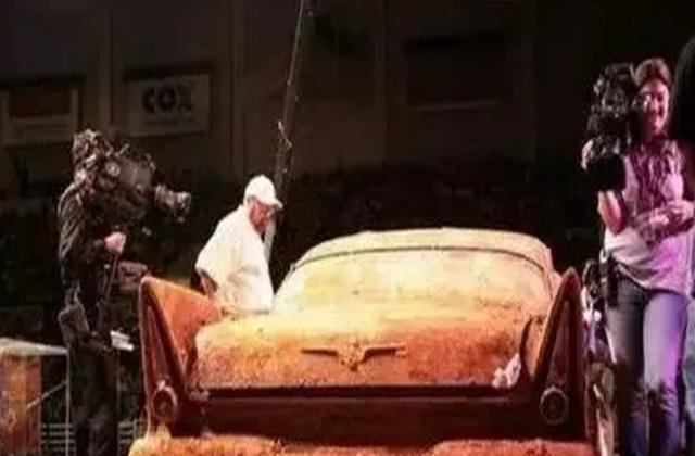 Mộ cổ độc nhất vô nhị trên thế gian, bên trong không phải là nhân cốt mà là chiếc ô tô ma - Ảnh 3.