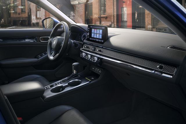 Ra mắt Honda Civic 2022: Bản tốt nhất lịch sử, chỉ chờ ngày về Việt Nam - Ảnh 8.