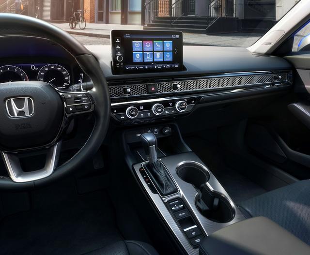 Ra mắt Honda Civic 2022: Bản tốt nhất lịch sử, chỉ chờ ngày về Việt Nam - Ảnh 9.