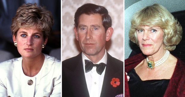 """Những khoảnh khắc hiếm có Công nương Diana chung khung hình cùng bà Camilla - """"kẻ thứ 3"""" gây ám ảnh suốt 15 năm hôn nhân bi kịch - Ảnh 1."""