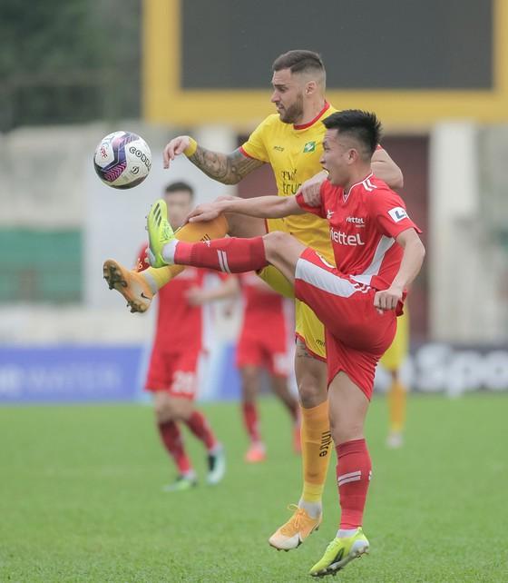 Viettel – Sài Gòn FC (19g15, ngày 3-4): Thay tướng đổi vận? - Ảnh 1.