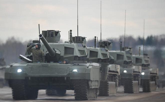 Báo Nga: Từng được tung hô nhiệt liệt, vì sao tăng T-14 Armata dần đi vào quên lãng? - Ảnh 1.