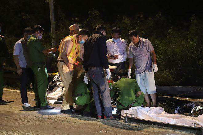 Hiện trường vụ tai nạn kinh hoàng, xe tải tông 2 nữ sinh tử vong tại chỗ - Ảnh 5.