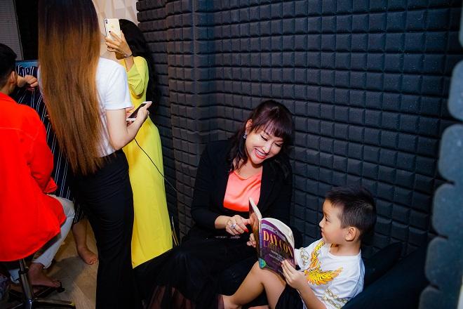 Dự án âm nhạc của Phi Thanh Vân được nhiều nghệ sĩ ủng hộ, tham gia - Ảnh 1.