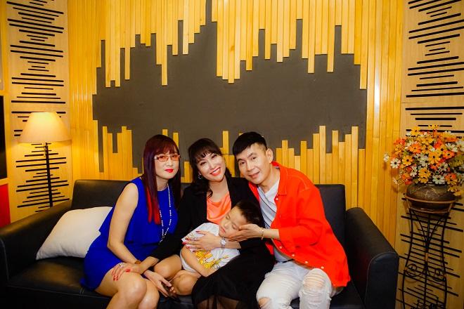 Dự án âm nhạc của Phi Thanh Vân được nhiều nghệ sĩ ủng hộ, tham gia - Ảnh 3.