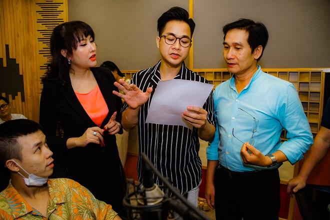 Dự án âm nhạc của Phi Thanh Vân được nhiều nghệ sĩ ủng hộ, tham gia - Ảnh 7.