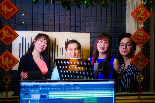 Dự án âm nhạc của Phi Thanh Vân được nhiều nghệ sĩ ủng hộ, tham gia - Ảnh 8.