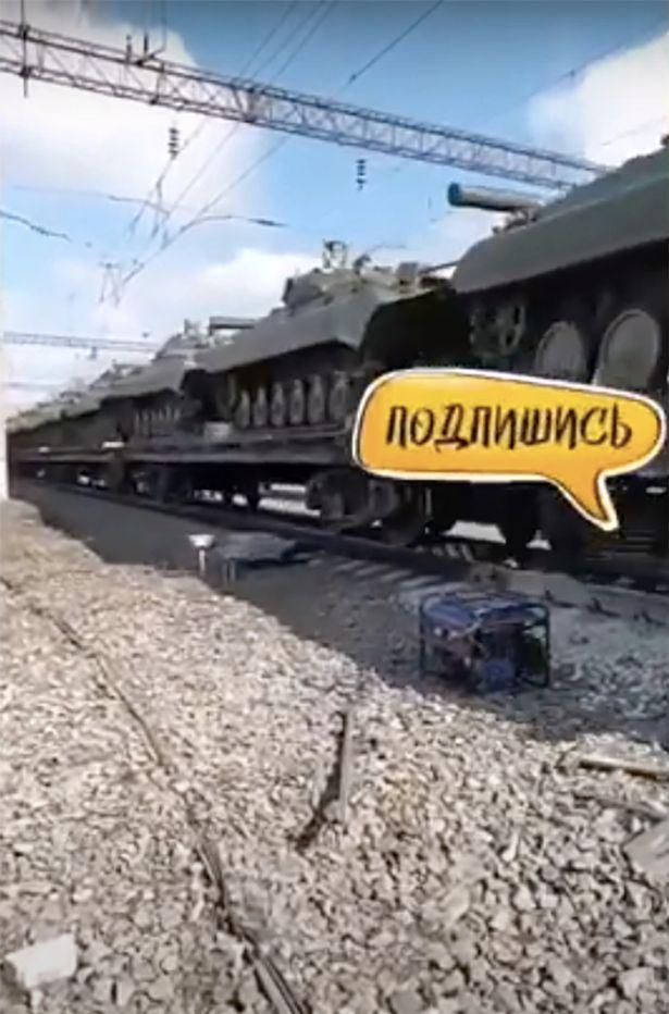 Nga đột ngột kiểm tra khả năng sẵn sàng chiến đấu ở Crimea - Chiến tranh Ukraine-Nga có thể diễn ra trong vài tuần tới - Ảnh 1.
