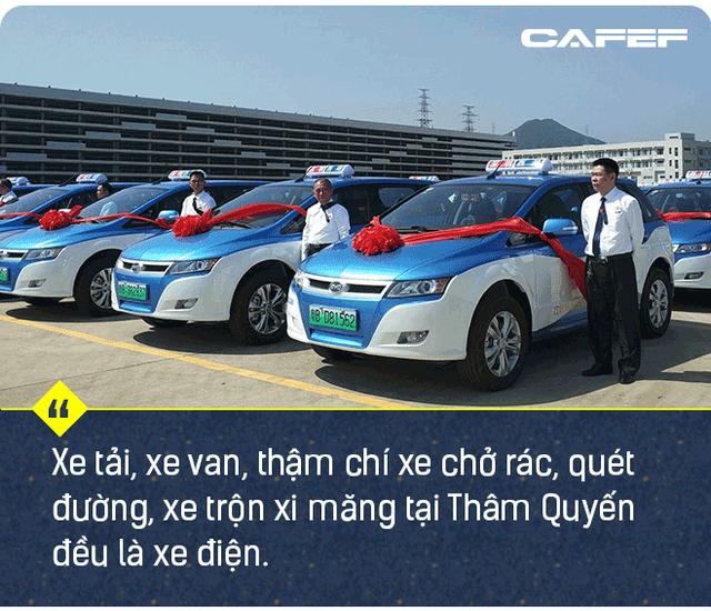 """""""Giấc mơ"""" ô tô điện của Trung Quốc - Ảnh 3."""