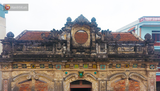 Cận cảnh biệt thự Pháp cổ hơn 100 năm của đại gia làng miến nức tiếng một thời ở Hà Nội - Ảnh 11.