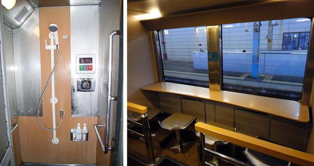 Có gì bên trong chuyến tàu xuyên đêm duy nhất còn sót lại ở Nhật Bản khiến khách du lịch phải thốt lên Không đi thì phí? - Ảnh 12.