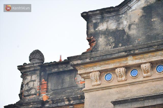 Cận cảnh biệt thự Pháp cổ hơn 100 năm của đại gia làng miến nức tiếng một thời ở Hà Nội - Ảnh 14.