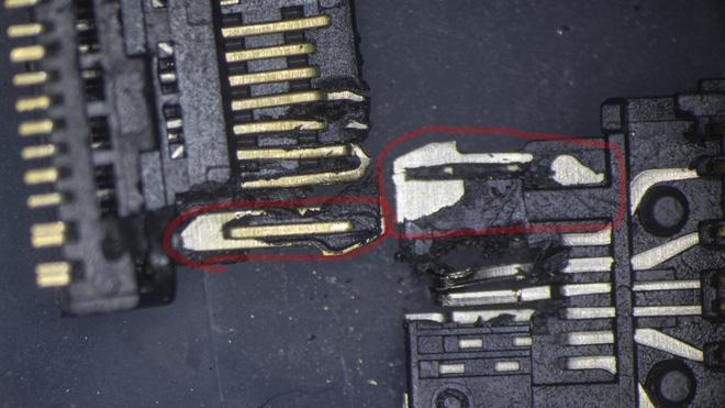 So sánh đầu nối USB-C loại 1 nghìn đồng và 5 nghìn đồng dưới kính hiển vi: đắt hơn gấp 5 nhưng chất lượng có hơn tương xứng? - Ảnh 16.