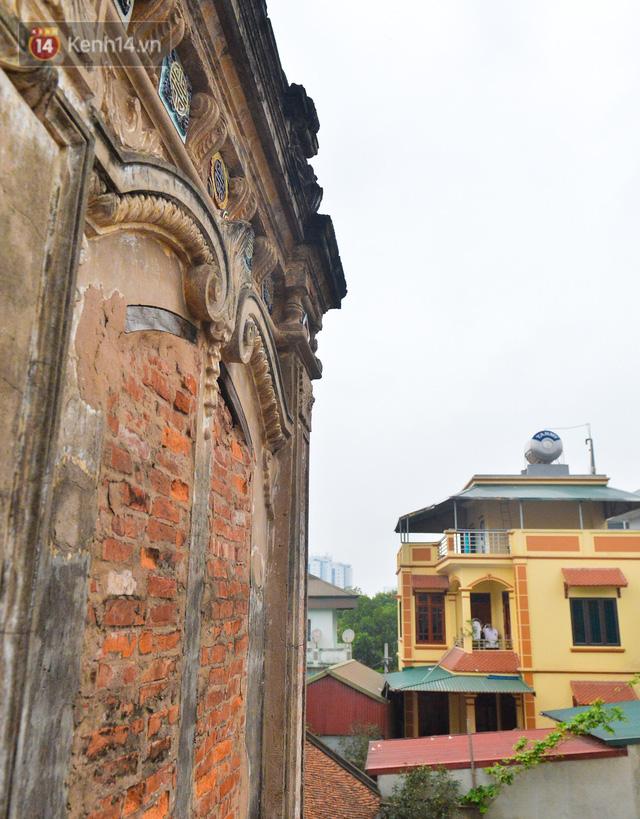 Cận cảnh biệt thự Pháp cổ hơn 100 năm của đại gia làng miến nức tiếng một thời ở Hà Nội - Ảnh 17.
