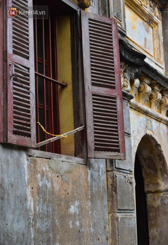 Cận cảnh biệt thự Pháp cổ hơn 100 năm của đại gia làng miến nức tiếng một thời ở Hà Nội - Ảnh 20.