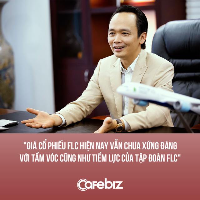 Chủ tịch Trịnh Văn Quyết: Giá cổ phiếu FLC hiện nay vẫn chưa xứng đáng với tầm vóc và tiềm lực của tập đoàn - Ảnh 2.