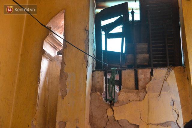 Cận cảnh biệt thự Pháp cổ hơn 100 năm của đại gia làng miến nức tiếng một thời ở Hà Nội - Ảnh 22.