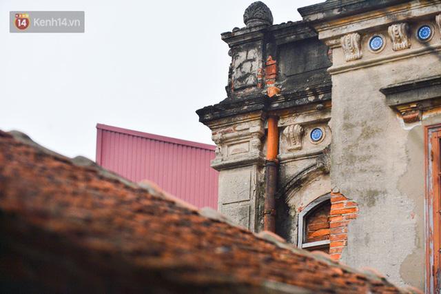 Cận cảnh biệt thự Pháp cổ hơn 100 năm của đại gia làng miến nức tiếng một thời ở Hà Nội - Ảnh 23.