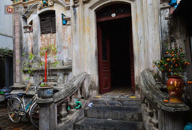 Cận cảnh biệt thự Pháp cổ hơn 100 năm của đại gia làng miến nức tiếng một thời ở Hà Nội - Ảnh 7.
