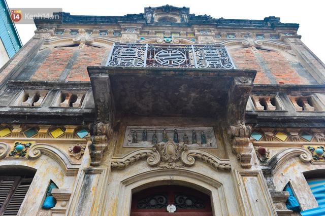 Cận cảnh biệt thự Pháp cổ hơn 100 năm của đại gia làng miến nức tiếng một thời ở Hà Nội - Ảnh 8.