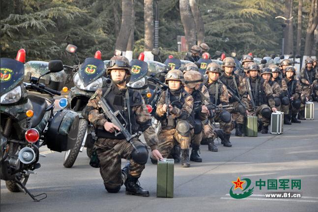 Hé lộ đội quân bí mật giúp Trung Quốc bảo vệ cơ quan đầu não Bắc Kinh: Đặc biệt tinh nhuệ - Ảnh 5.