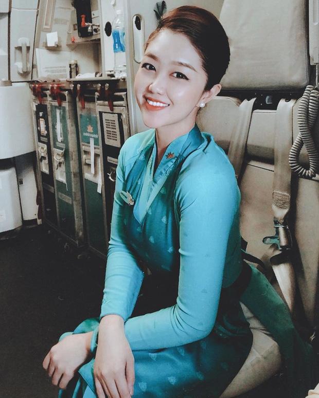 Tiếp viên 31 tuổi xinh đẹp của Vietnam Airlines: Không có chồng không chết được, chỉ sợ không làm ra tiền - Ảnh 1.