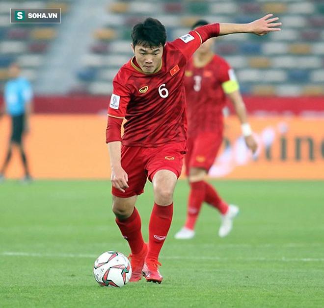 Xuân Trường ghi bàn thắng cuộc đời, HLV Park Hang-seo có thêm niềm tin vào kỳ tích World Cup - Ảnh 4.