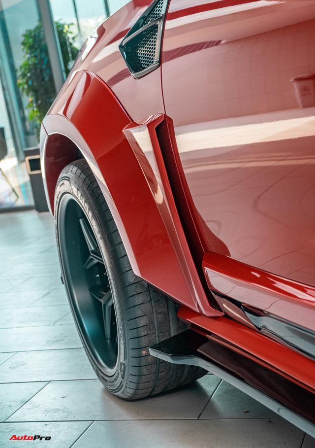 Chủ xe Bình Phước chi hàng trăm triệu độ VinFast Lux SA2.0: Ngoại hình như siêu SUV, công suất tăng 32 mã lực, riêng bộ mâm 100 triệu đồng - Ảnh 13.