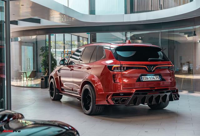 Chủ xe Bình Phước chi hàng trăm triệu độ VinFast Lux SA2.0: Ngoại hình như siêu SUV, công suất tăng 32 mã lực, riêng bộ mâm 100 triệu đồng - Ảnh 16.