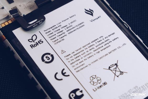 Vsmart Star 5 dùng pin do Vingroup tự sản xuất, không còn dựa vào nhà sản xuất Trung Quốc - Ảnh 2.