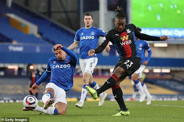 'Người Chelsea' tỏa sáng ngăn Everton áp sát Top 4 - Ảnh 4.
