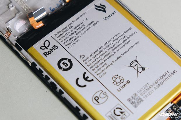 Vsmart Star 5 dùng pin do Vingroup tự sản xuất, không còn dựa vào nhà sản xuất Trung Quốc - Ảnh 3.