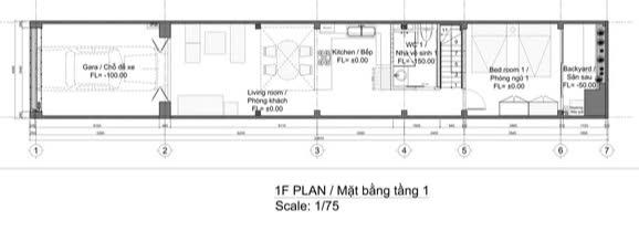 Báo Mỹ khen ngợi màn biến hình cho ngôi nhà vừa tối vừa thiếu khí tại Tp.HCM - Ảnh 14.