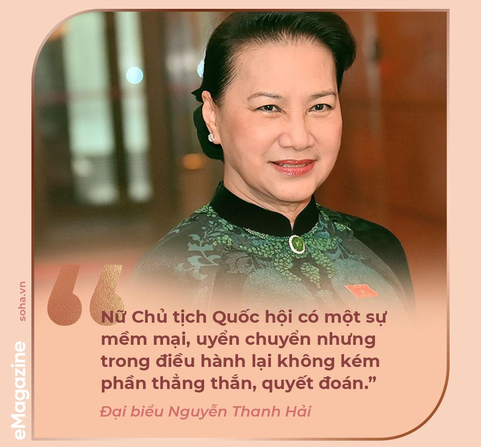 Dấu ấn nhiệm kỳ của nữ Chủ tịch Quốc hội đầu tiên trong lịch sử - Ảnh 3.