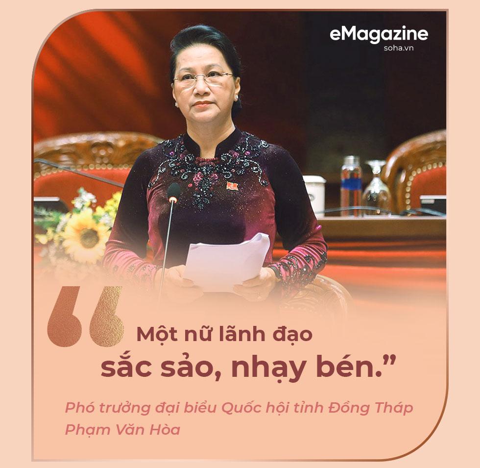 Dấu ấn nhiệm kỳ của nữ Chủ tịch Quốc hội đầu tiên trong lịch sử - Ảnh 6.