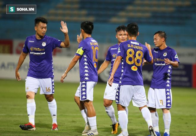 Khủng hoảng chưa từng có, CLB Hà Nội sẽ đánh bại nhà ĐKVĐ bằng 5 Quả bóng Vàng? - Ảnh 1.