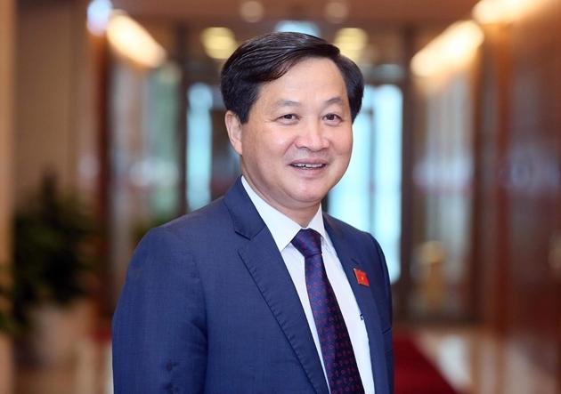 Trình Quốc hội phê chuẩn Phó Thủ tướng Lê Minh Khái, Lê Văn Thành, Bộ trưởng Bộ Quốc phòng Phan Văn Giang - Ảnh 1.