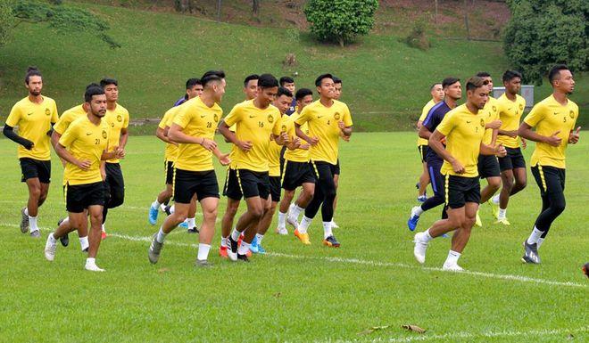 Tuyển Malaysia gặp khó khăn lớn, HLV Park Hang-seo bớt gánh lo - Ảnh 1.