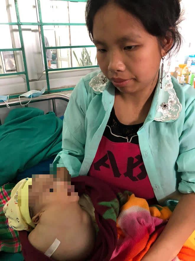 Ông Đoàn Ngọc Hải nhắn các bác sĩ ở Hà Nội về cháu bé mang khối u khủng, khẳng định sẽ đến thanh toán viện phí - Ảnh 3.