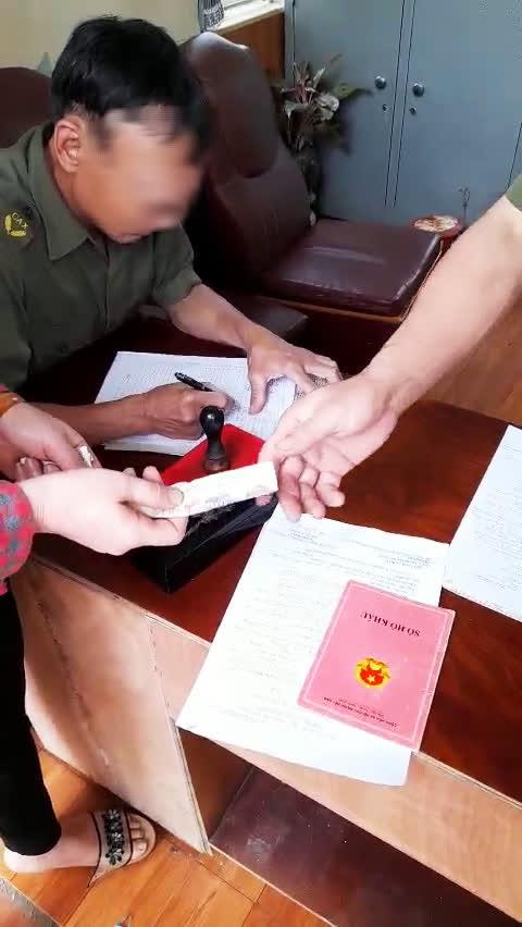 Vụ nộp 100.000 làm căn cước gắn chip ở Hải Phòng: CA huyện khẳng định không chỉ đạo thu 100.000 đồng của dân - Ảnh 1.