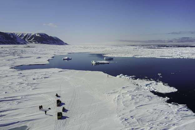 15 sự thật về Bắc Cực, nơi bí ẩn nhất Trái đất - Ảnh 14.