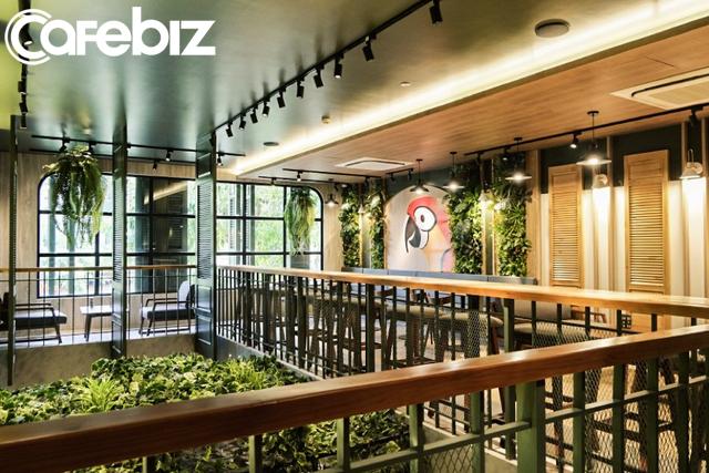 Chuỗi Café Amazon lớn nhất Thái Lan đổ bộ Việt Nam với 5 cửa hàng: Menu dành riêng cho khách Việt có cà phê đen, bạc xỉu đá, trà đào, trà vải... - Ảnh 3.