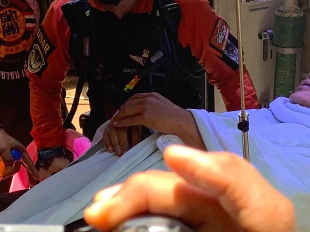 Trên đường hành hương, nhà sư Thái Lan bị mắc kẹt 3 ngày trong động lớn ngập nước và cuộc giải cứu ngoạn mục của 17 thợ lặn - Ảnh 9.