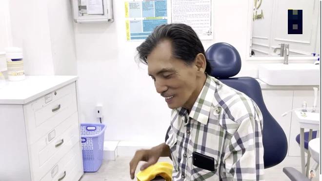 Nghệ sĩ Thương Tín thay đổi diện mạo, tiết lộ đã có công việc làm ăn mới - Ảnh 3.