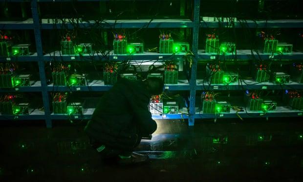 Lời hứa khí hậu của ông Tập có nguy cơ tiêu tan vì đế chế khai thác Bitcoin Trung Quốc quá khủng - Ảnh 1.