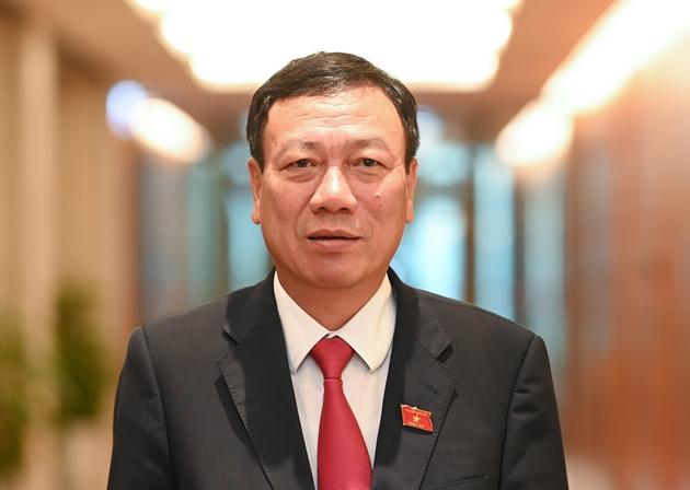 Chính thức phê chuẩn tân Phó Thủ tướng Lê Minh Khái, Lê Văn Thành, Bộ trưởng Quốc phòng Phan Văn Giang - Ảnh 9.