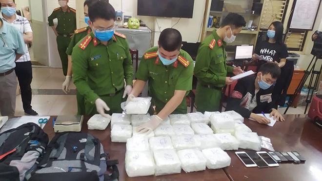 Chuyện hậu trường vụ triệt phá đường dây ma túy tại Bệnh viện Tâm thần Trung ương 1 - Ảnh 2.