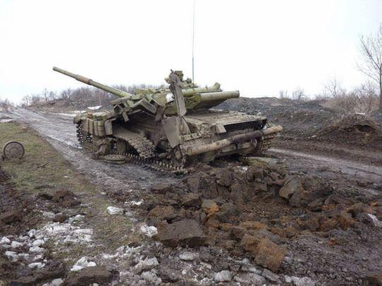 Chiến tranh Donbass 2.0: Hàng trăm tăng Ukraine sẽ bốc hơi trước khi đối mặt T-72B3 Nga? - Ảnh 4.